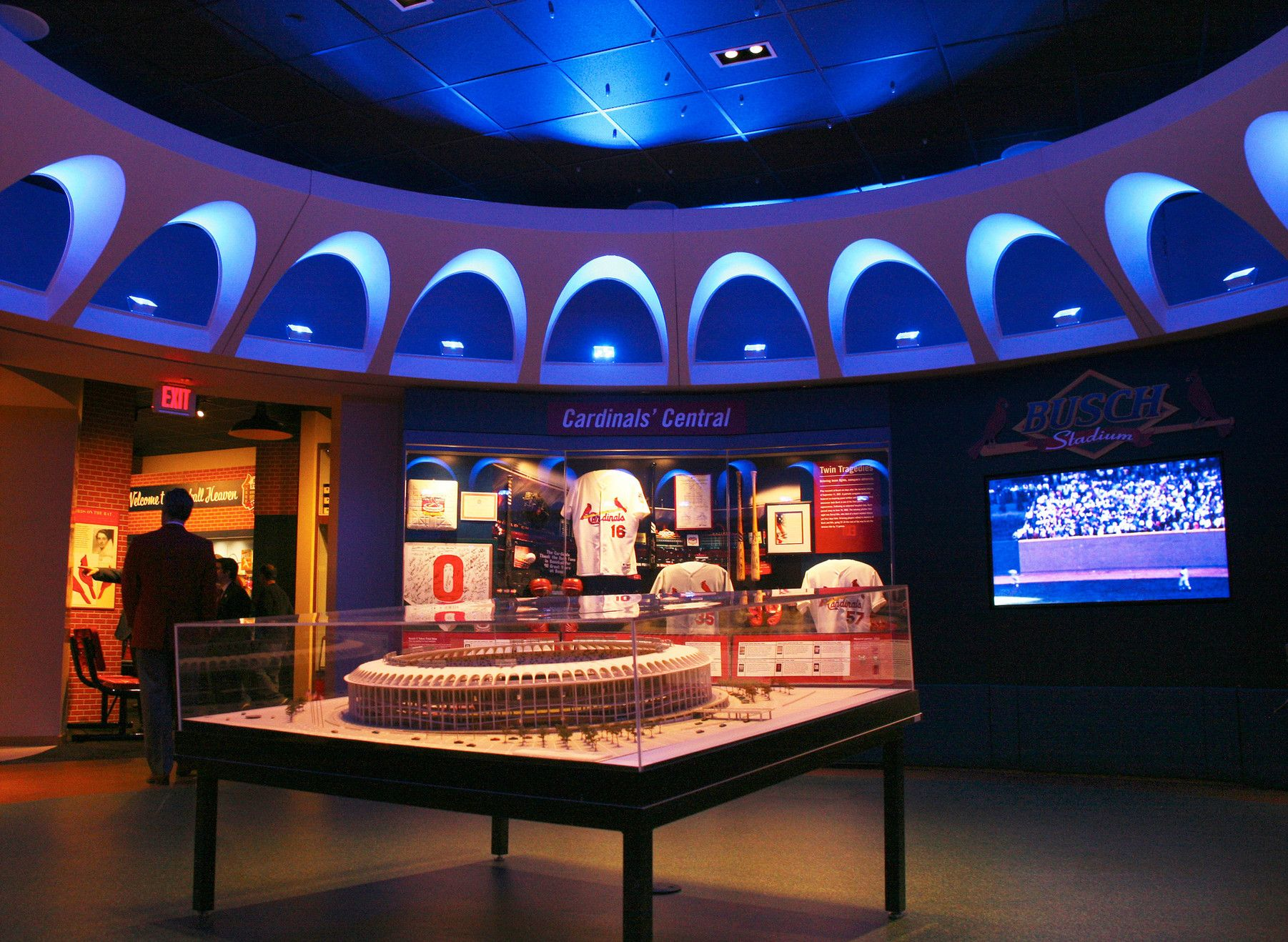 Exhibits and  Display
