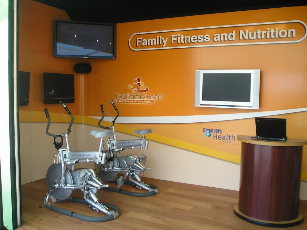 discover heath channel mobile medical trailer