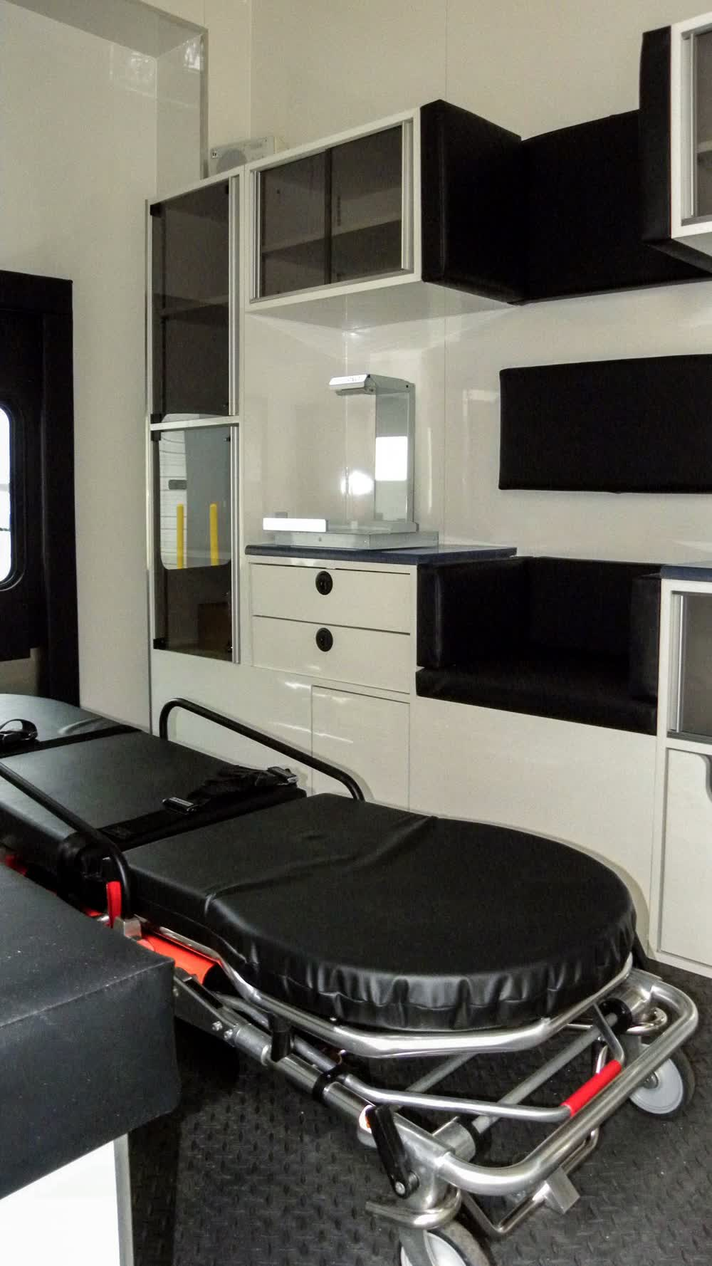 miami valley hospital bed mobile medical vehicles new used