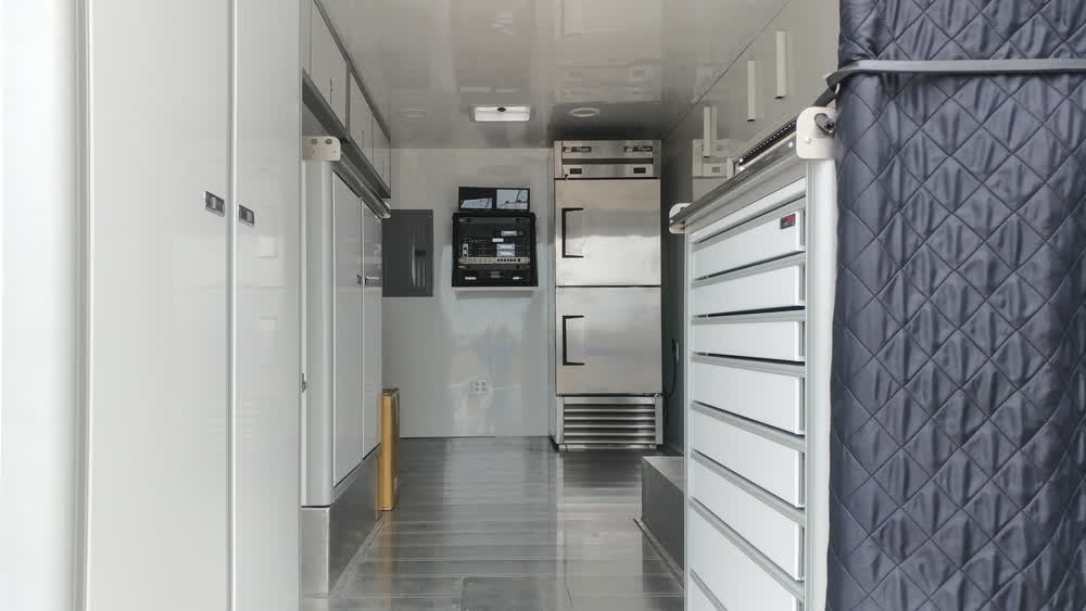 vehicle interior mobile medical vehicles new used