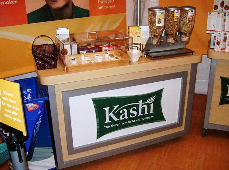 kashi experiential event elements