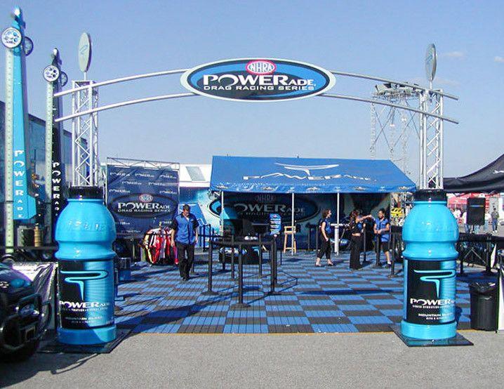 nhra powerage drag racing series event elements
