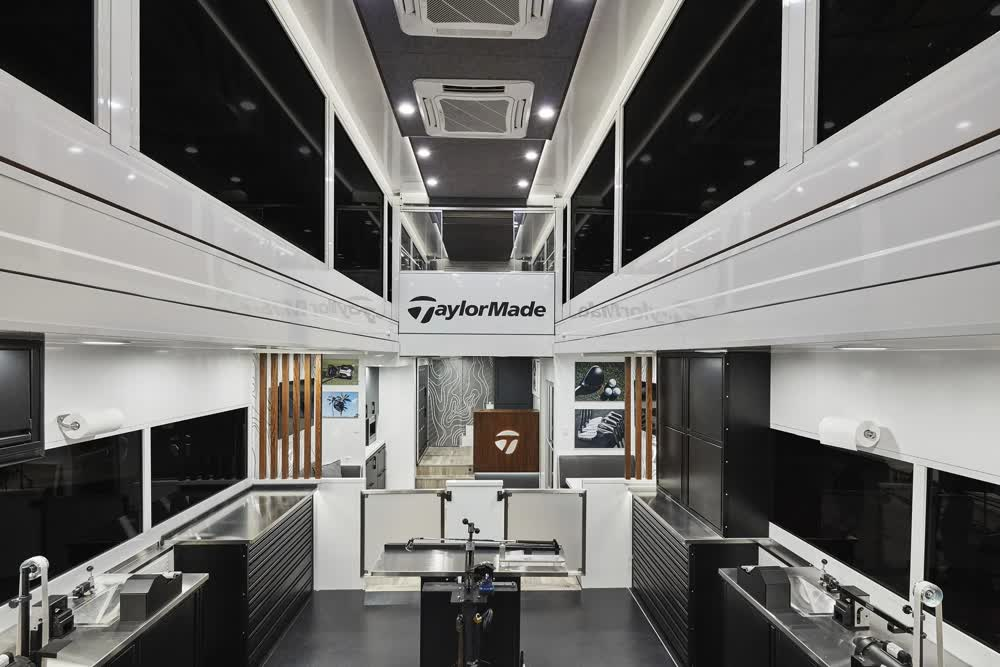 taylormade event promotional vehicles trailers