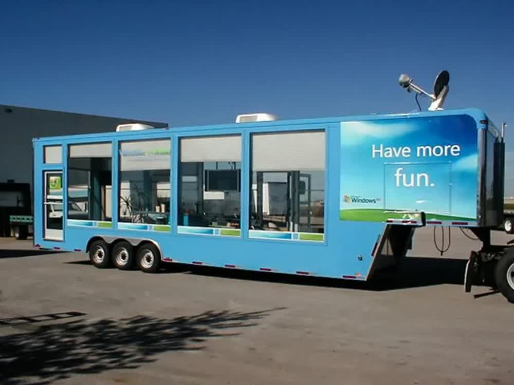windows-have-more-fun-event-promotional-vehicles-trailers