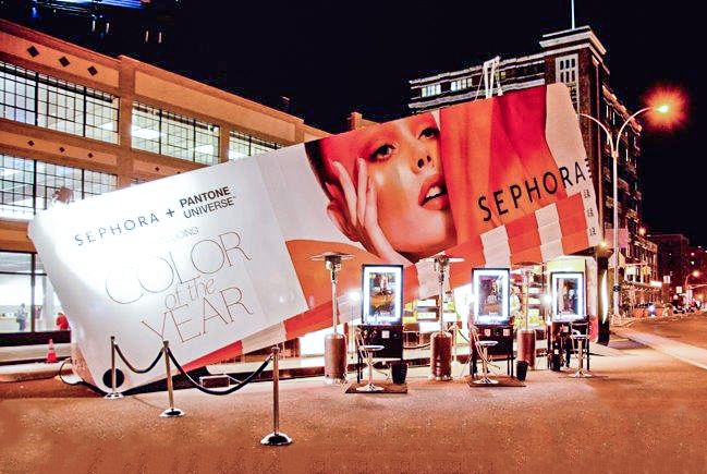 sephora shipping container conversion