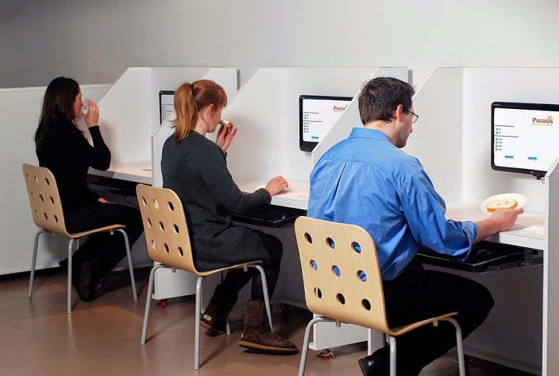 puratos desk experiential training vehicles