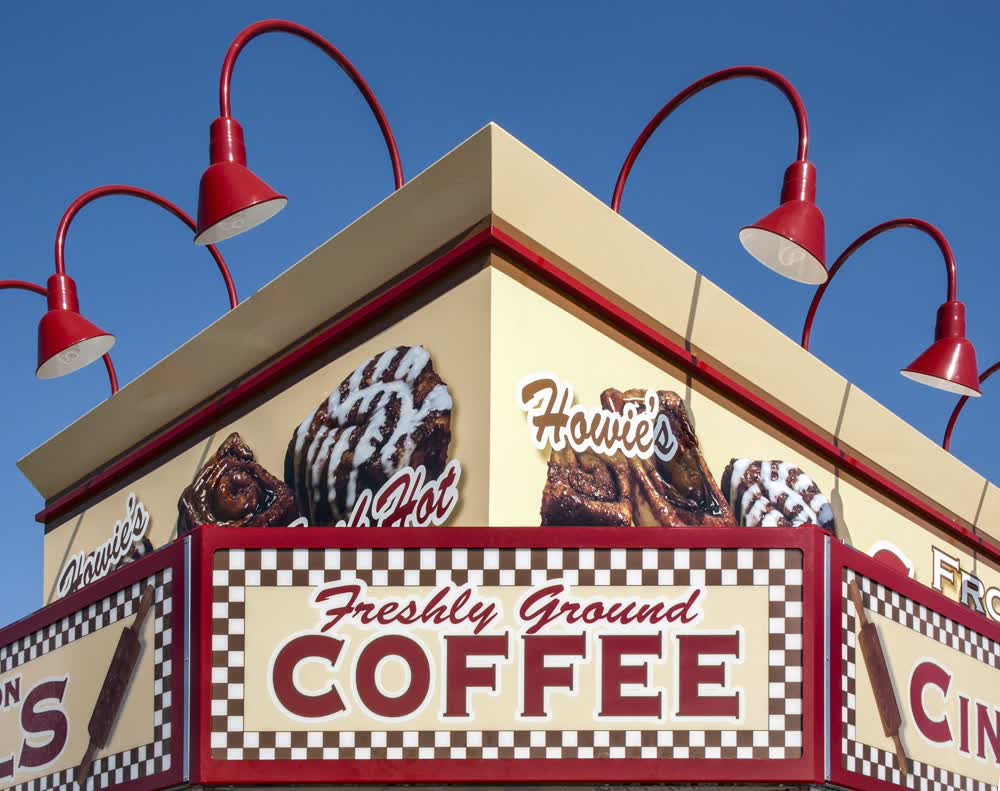 howies coffee concession trailer