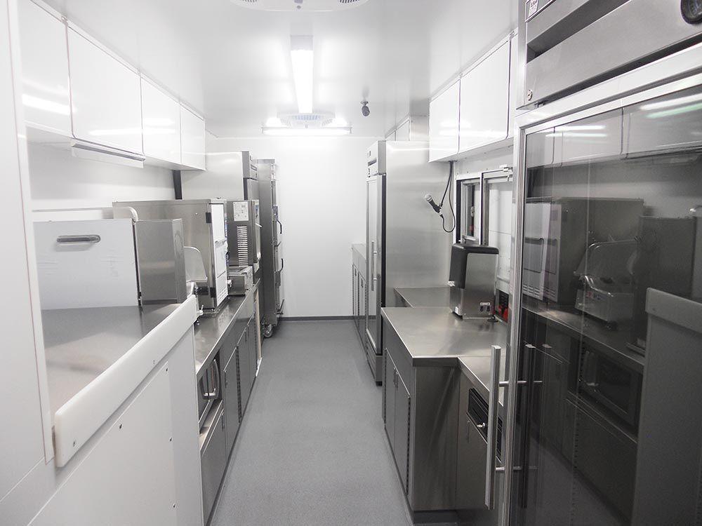 food truck interior custom food truck builders