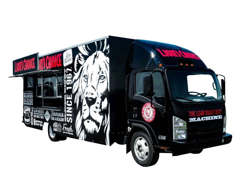 lions choice custom food truck builders