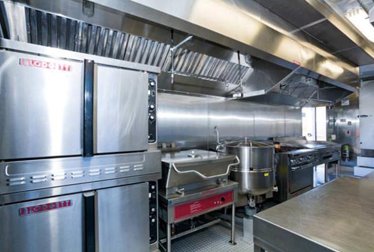 blodgette commercial mobile kitchen trailer truck