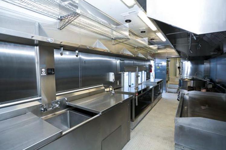 kitchen commercial mobile kitchen trailer truck