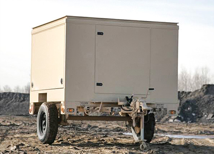 small towable commercial mobile kitchen trailer truck