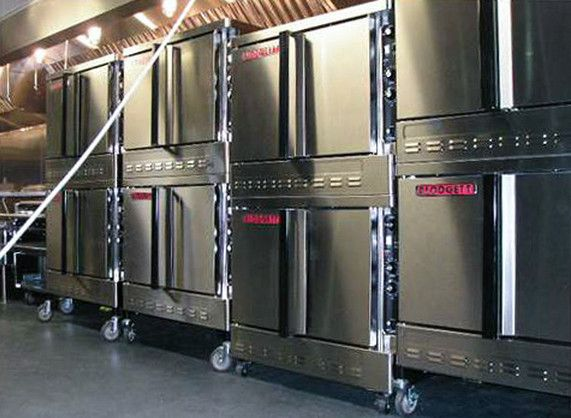 stainless steel refrigerators commercial mobile kitchen trailer truck