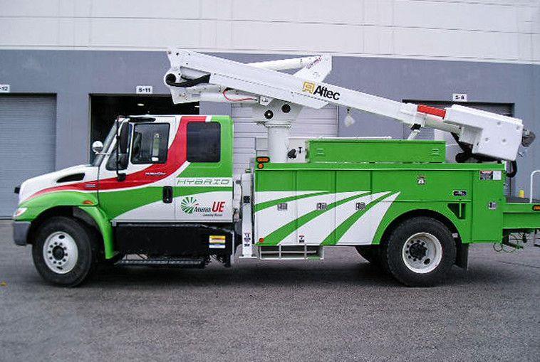 altec fleet graphics