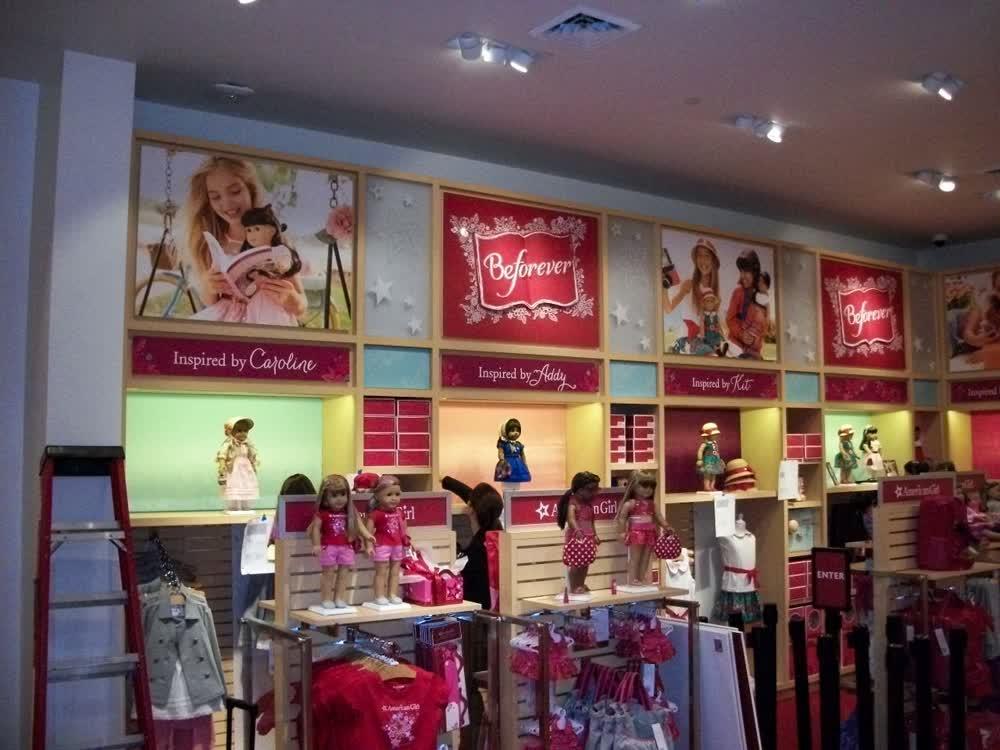 beforever retail graphics