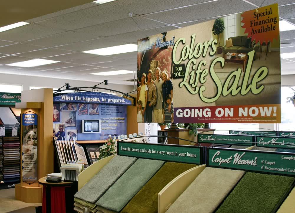carpetweavers retail graphics