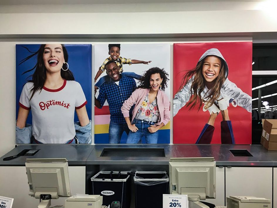 old navy registers retail graphics