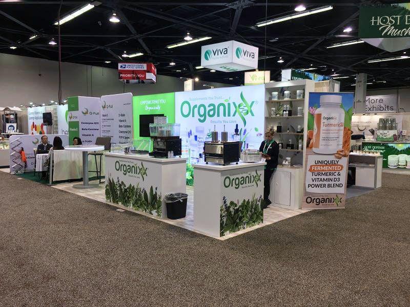 organix trade show displays