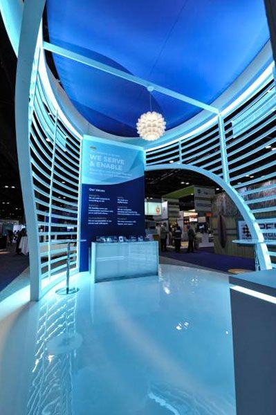 parallon trade show displays