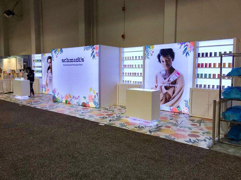 schmidts trade show displays
