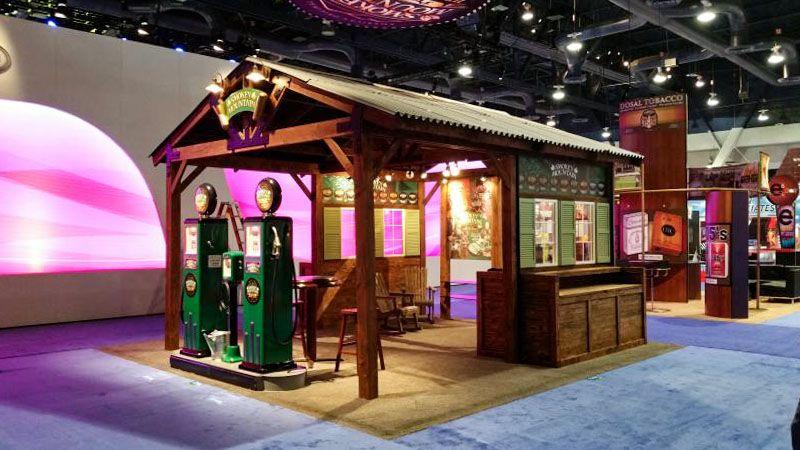 smokey mountain trade show displays
