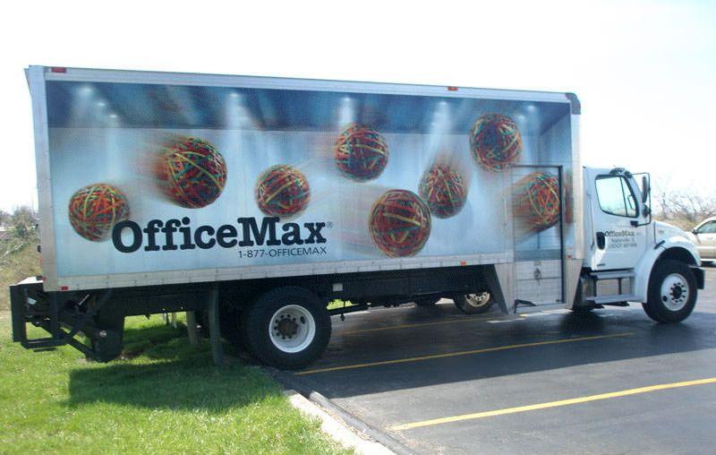 office max vinyl car wrap