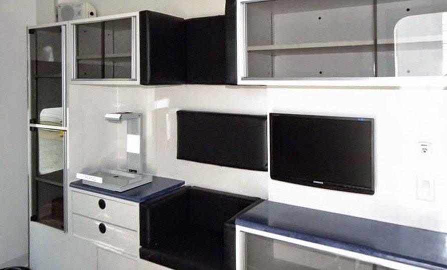 amenities mobile command center trailer