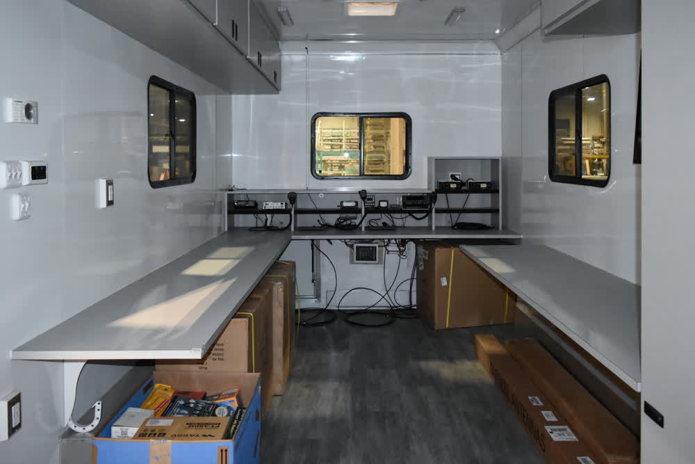 the salvation army mobile command center trailer
