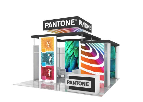 pantone show service