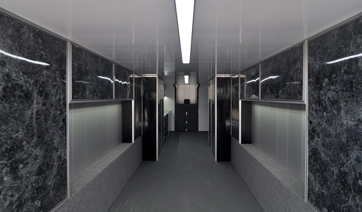 Stacker Interior