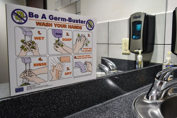 Handwashing Graphics