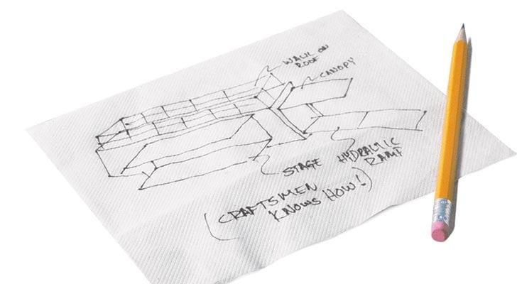 concept sketch craftsmen industries