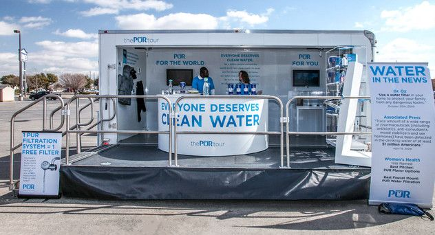 pur water tour trailer leasing