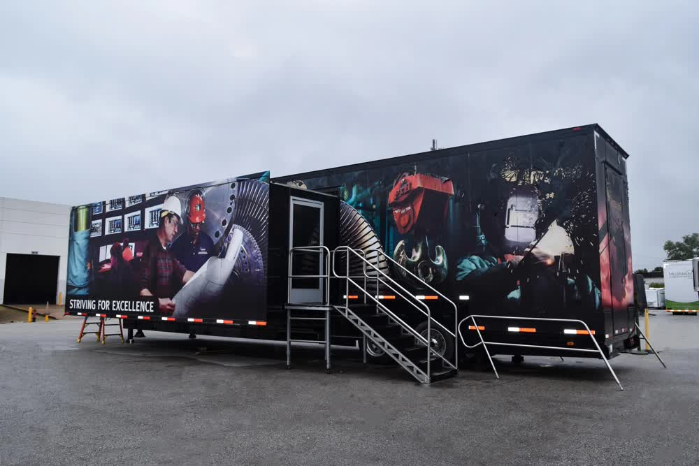 ameren training enclosed trailers