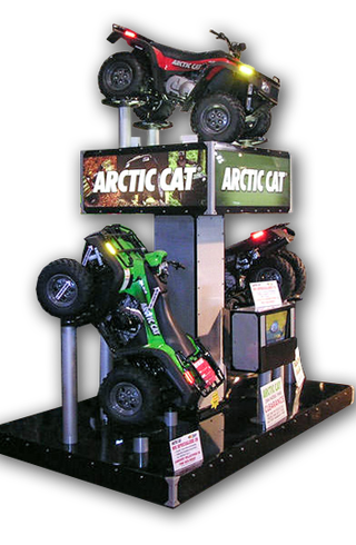 exhibits and display experiential marketing