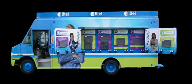 vehicle customization experiential marketing
