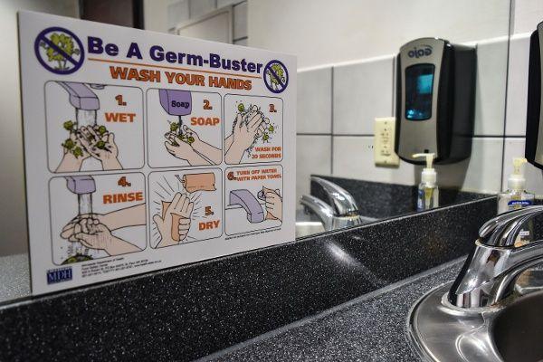 handwashing graphics covid safety graphics