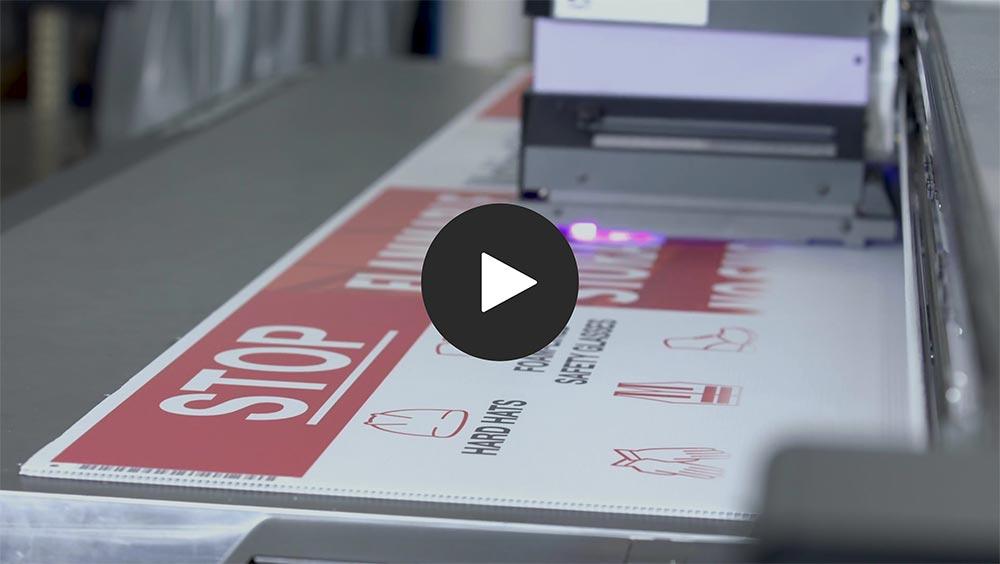 Retail Graphics Video