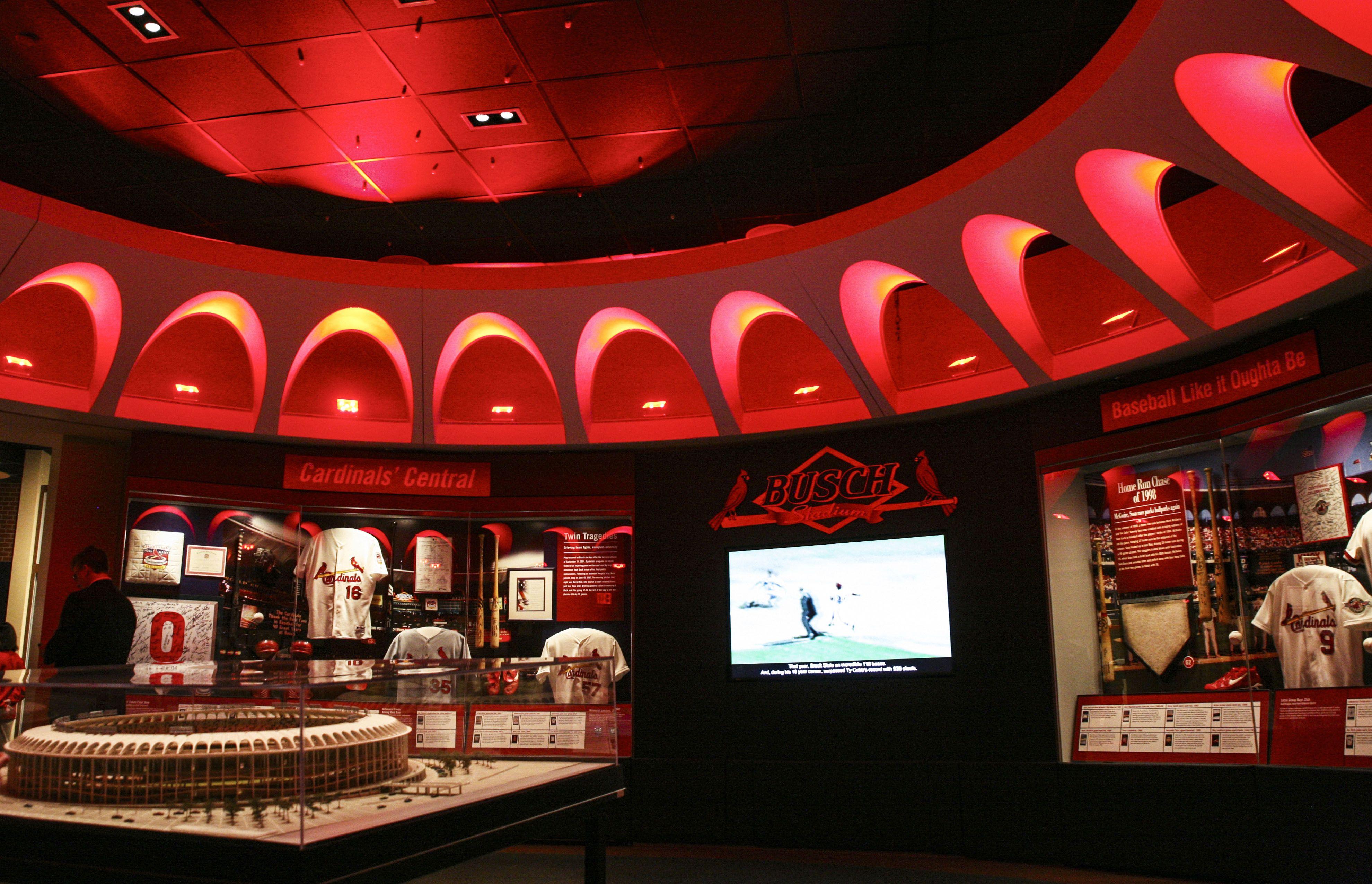 Cardinals Hall of Fame